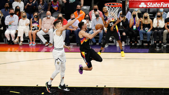 Nuggets gegen Suns auch in Spiel 2 chancenlos