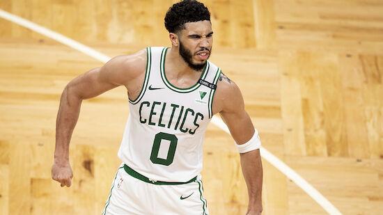 NBA: 50 Punkte! Tatum erlegt Washington Wizards