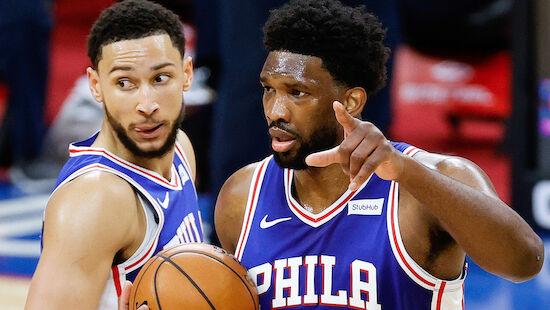 Embiid und Simmons verpassen All-Star-Game