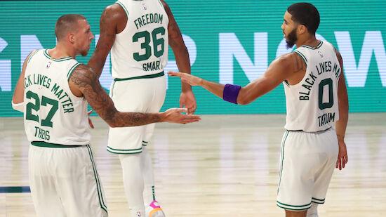 Boston Celtics sweepen Philadelphia 76ers