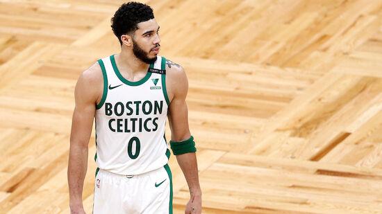 53 Punkte! Tatum führt Celtics zu OT-Sieg