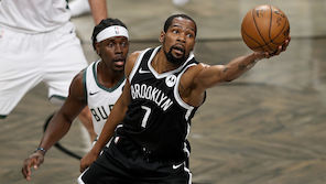 Monster-Vertrag für NBA-Star Kevin Durant