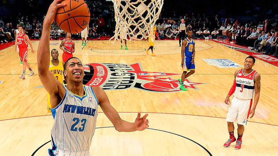 NBA: Die Nummer-1-Picks der vergangenen Jahre