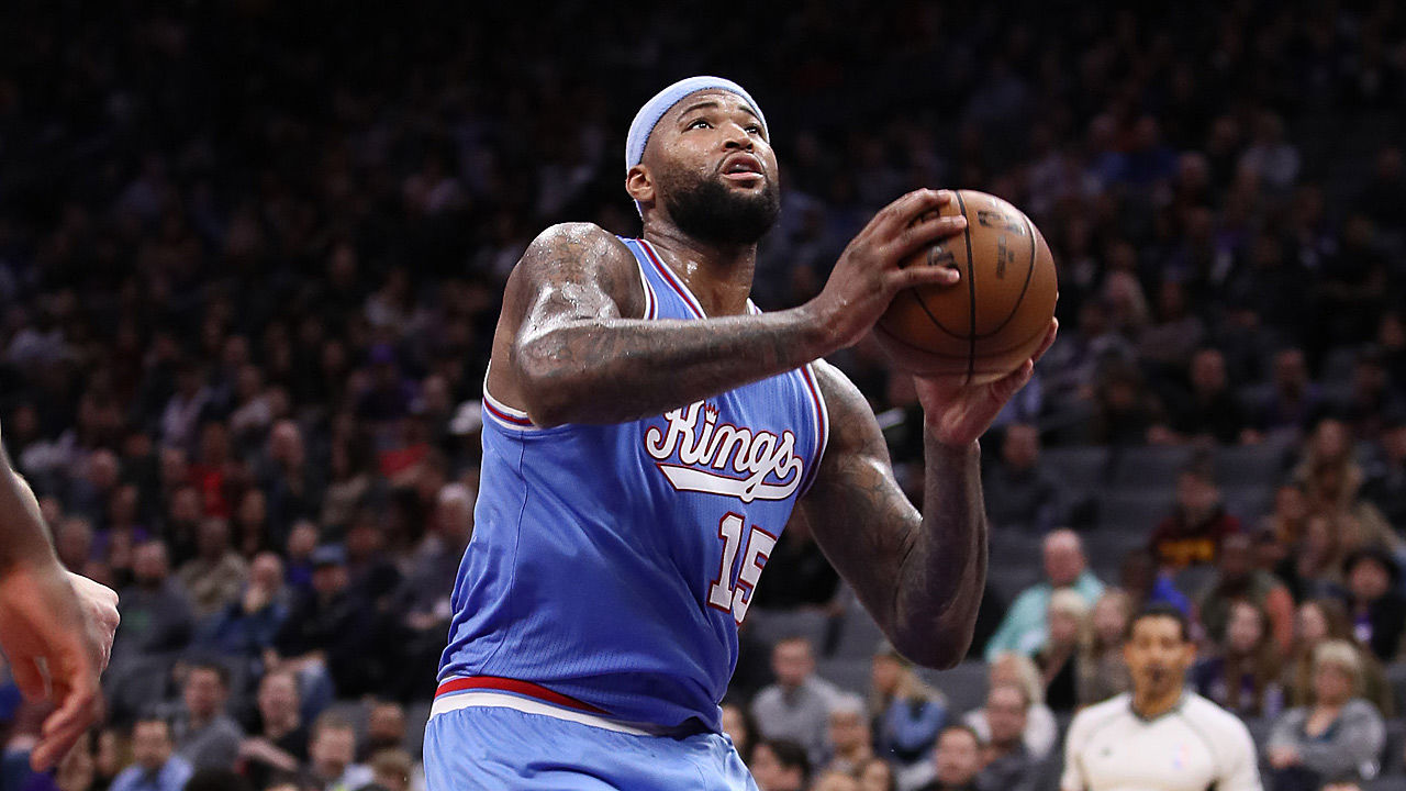 Kings traden DeMarcus Cousins zu den Pelicans - LAOLA1.at