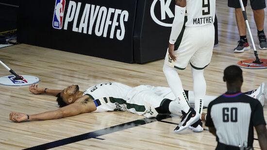 NBA-Spiele am Donnerstag abgesagt