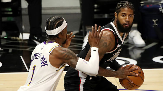 Lakers im Derby gegen Clippers chancenlos