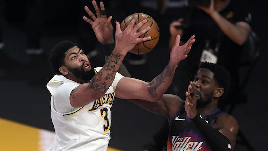 Davis-Show bei Lakers-Sieg über Suns