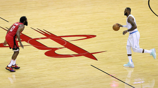L.A. Lakers bei den Houston Rockets souverän
