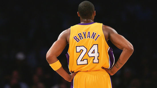 Jordan präsentiert HOF-Aufnahme von Kobe Bryant