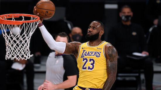 Lakers verlieren Final-Neuauflage gegen Miami
