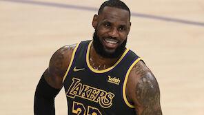 LeBron James erster aktiver NBA-Milliardär