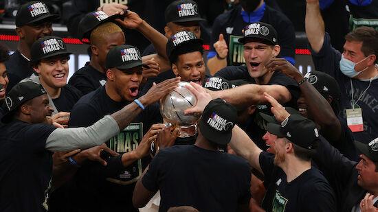 Milwaukee zum NBA-Saisonstart gegen Brooklyn