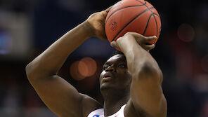 Schock! Nummer-1-Pick fällt für NBA-Start aus