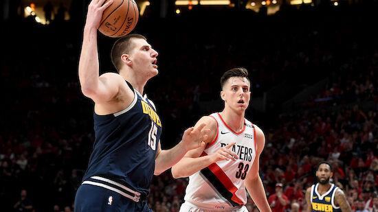 NBA-Playoffs: Denver und Toronto gleichen aus