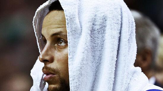 NBA: Stephen Curry verpasst Play-off-Start