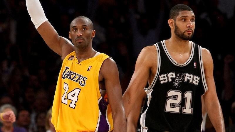 NBA Hall of Fame: Neue Mitglieder