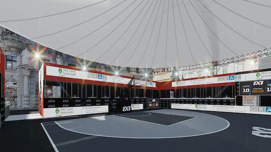 3x3 Olympic Qualifier: Ticket-Lotterie startet