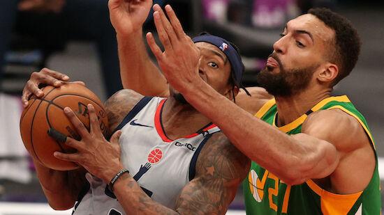 Wizards überraschen gegen die Utah Jazz