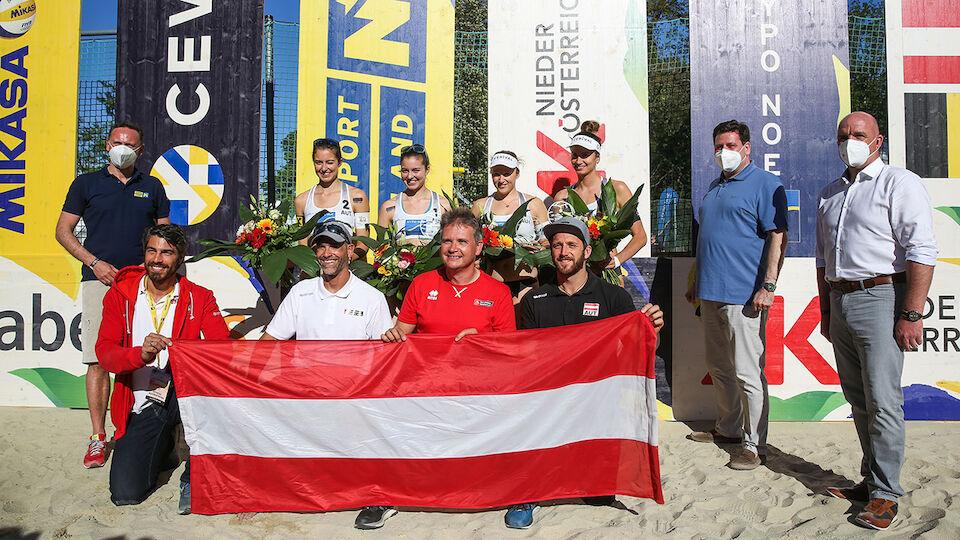 Impressionen vom Continental Cup in Baden
