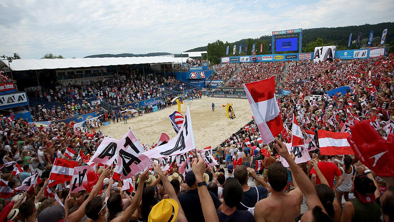 Beachvolleyball Wm Wien 2021 Spielplan