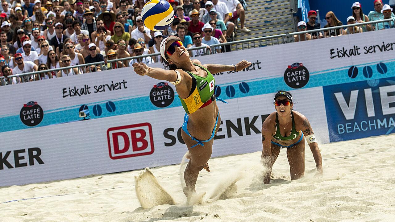 Beachvolleyball Wm Wien 2021 Live