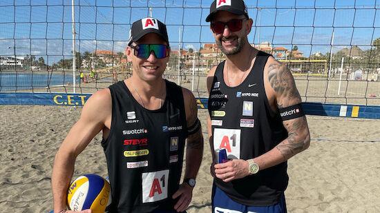 Beachvolleyball: Saisonstart in die Unsicherheit