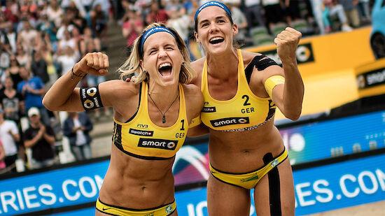 Olympiasiegerin Walkenhorst beendet Karriere