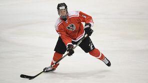 Eishockey-Talent Thimo Nickl: Chancen auf NHL?