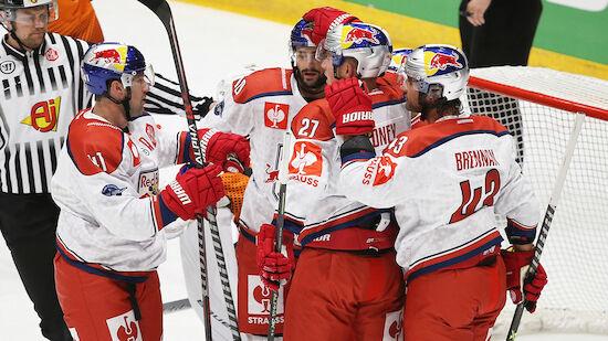 Salzburg startet mit klarem Auswärtssieg in CHL