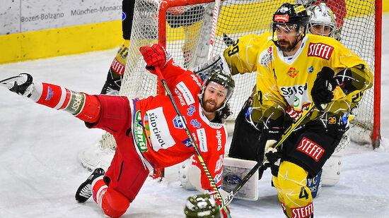 Capitals-GM Franz Kalla: