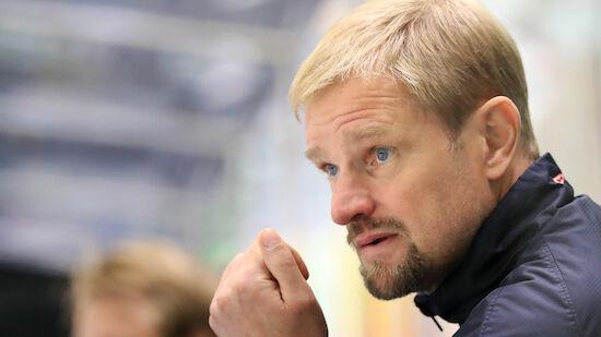 KAC verlängert mit Headcoach Matikainen
