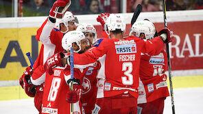 KAC sweept Graz und zieht ins Finale ein