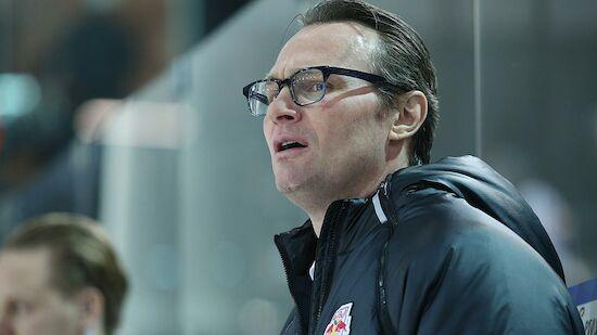 Salzburg-Coach Poss vor DEL-Abgang?