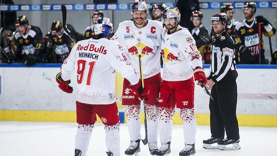 Raffl-Show! Salzburg feiert seinen Kapitän