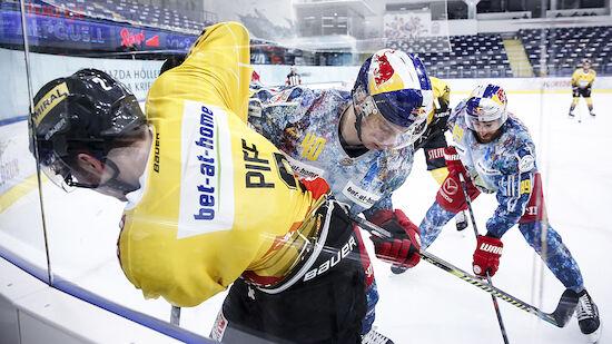 Salzburg zwingt Vienna Capitals in die Knie