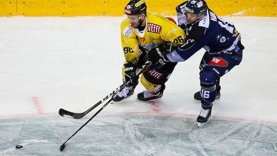 Vienna Capitals stehen vor dem Halbfinal-Einzug