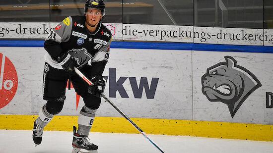 ÖEHV-Teamspieler geht zu den Black Wings Linz