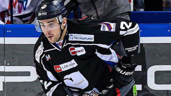 Ex-NHL-Flügel für die Vienna Capitals