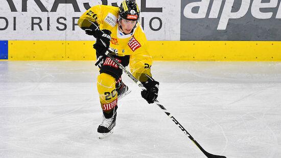 Vienna Capitals verlieren nächsten Spieler