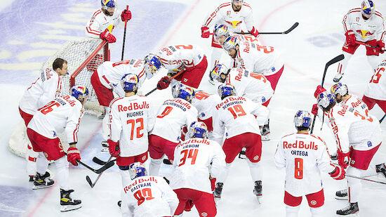 Der Plan des EC Red Bull Salzburg ging nicht auf