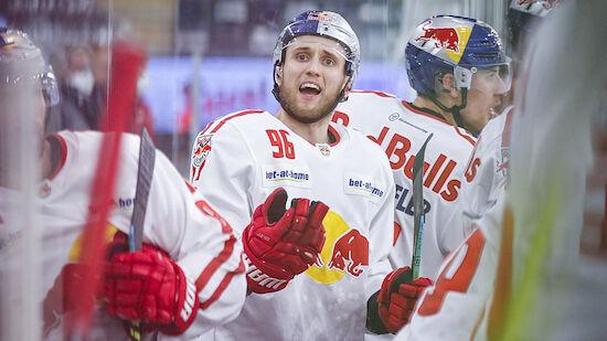 Salzburg verlängert ÖEHV-Spieler Mario Huber
