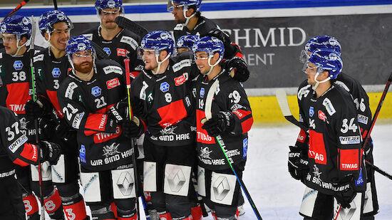 HC Innsbruck verpflichtet kanadischen Stürmer