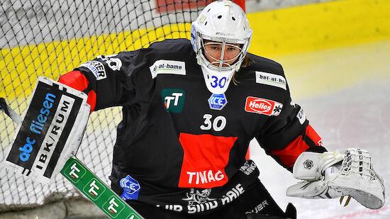 HC Innsbruck bindet Swette und Mader