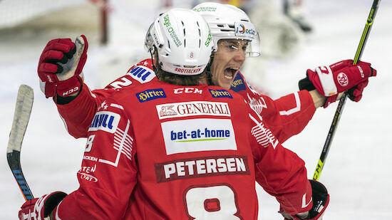 KAC löst Ticket zur Champions Hockey League