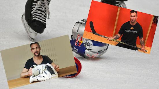 Ausrüstung von Hockey-Stars zu ersteigern