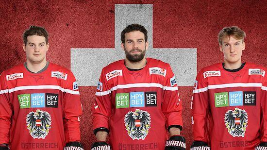 ÖEHV-Cracks nehmen die Schweiz ein