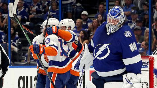 New York Islanders schocken Tampa Bay Lightning