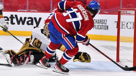Montreal Canadiens gehen erstmals in Führung