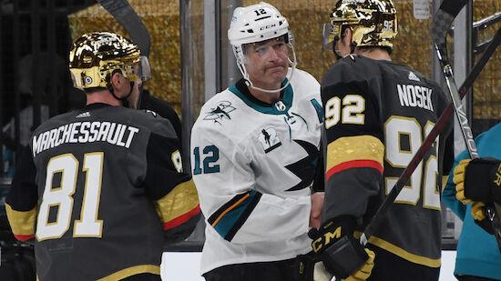 Patrick Marleau neuer Rekordspieler in der NHL