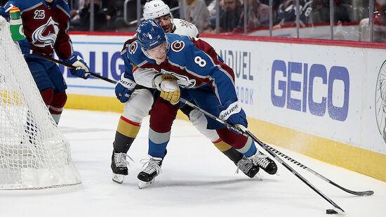Avalanche und Canadiens siegen in Runde 2